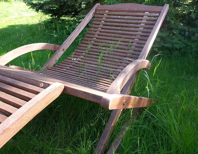 Gartenliege Holz Worauf Achten Der Grosse Check