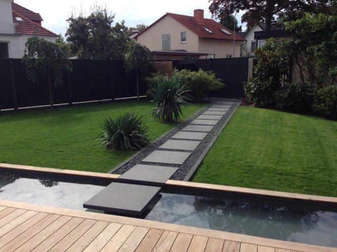 Auch eine Terrasse will richtig geputzt und gepflegt sein